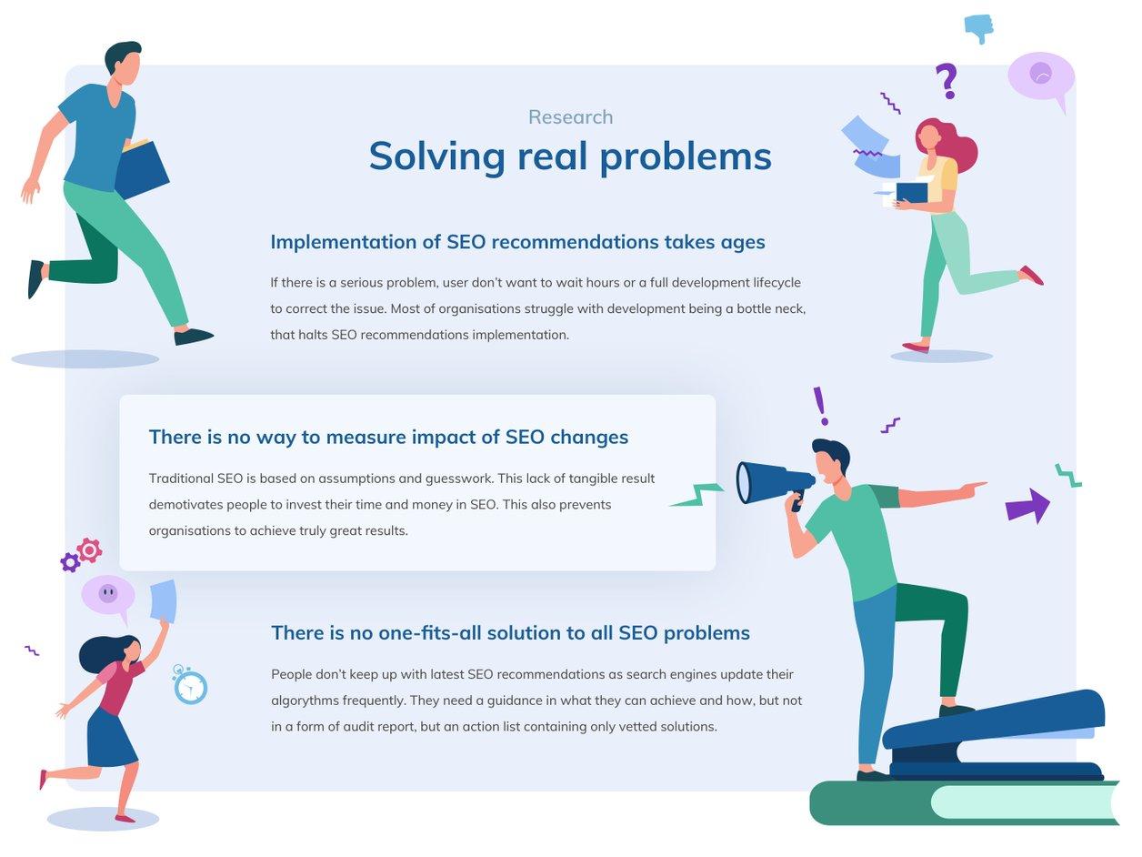 User Experience Design Problems - UX Design   RankSense