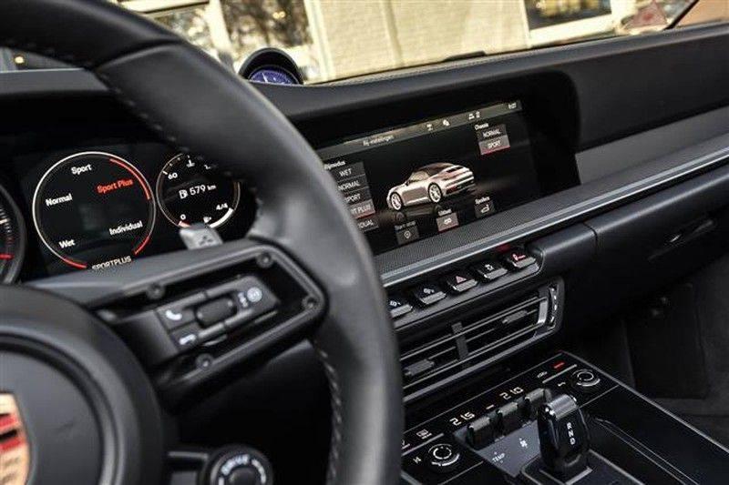 Porsche 911 4S CABRIO 4WSTURING+ST.KOELING+SP.CHRONO NP.218K afbeelding 21