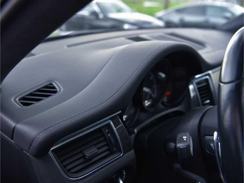 Porsche Macan 3.6 Turbo PDK 400pk Lucht Carbon Pano Zetels-18-weg Alcant.hemel Led Leder-dash afbeelding 10