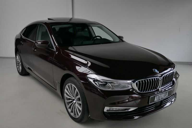 BMW 6 Serie Gran Turismo 640i xDrive High Executive Luxury line afbeelding 7