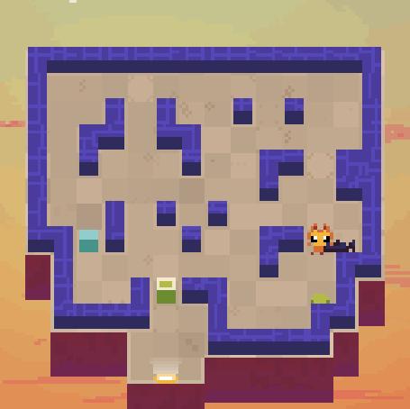 Crate Maze