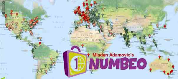 Numbeo: Numbers for all