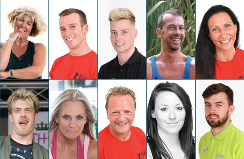 Meet your exercise+dance instructors