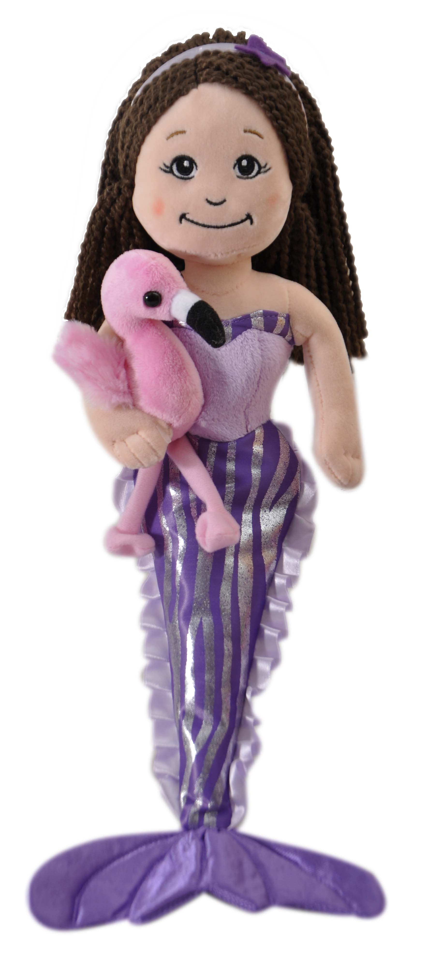 The Petting Zoo: Mermaid with Flamingo Assortment
