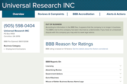 universal research inc essay writing company review universal research inc