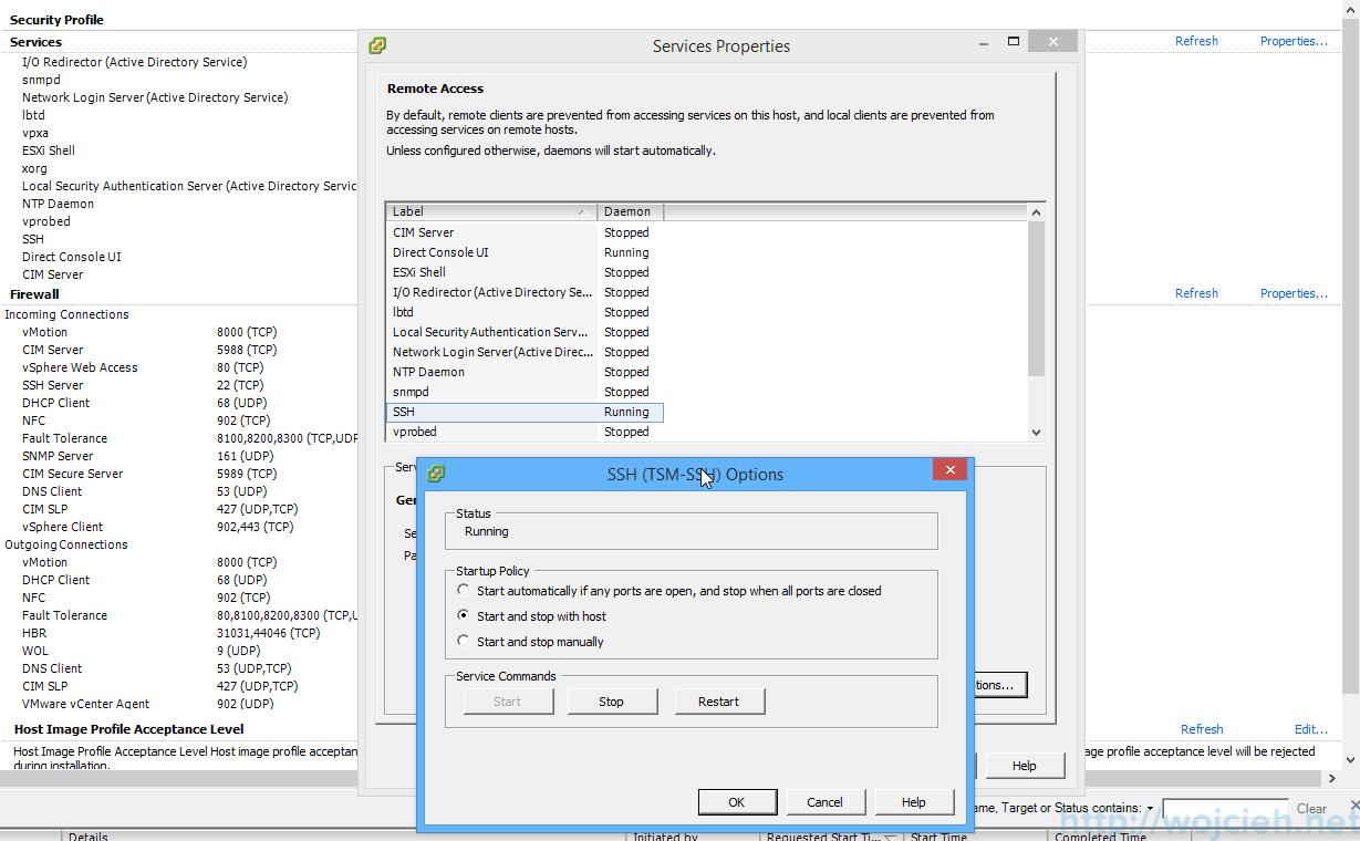 Upgrade ESXi 5.1 to 5.5 - Part 3 esxcli 3