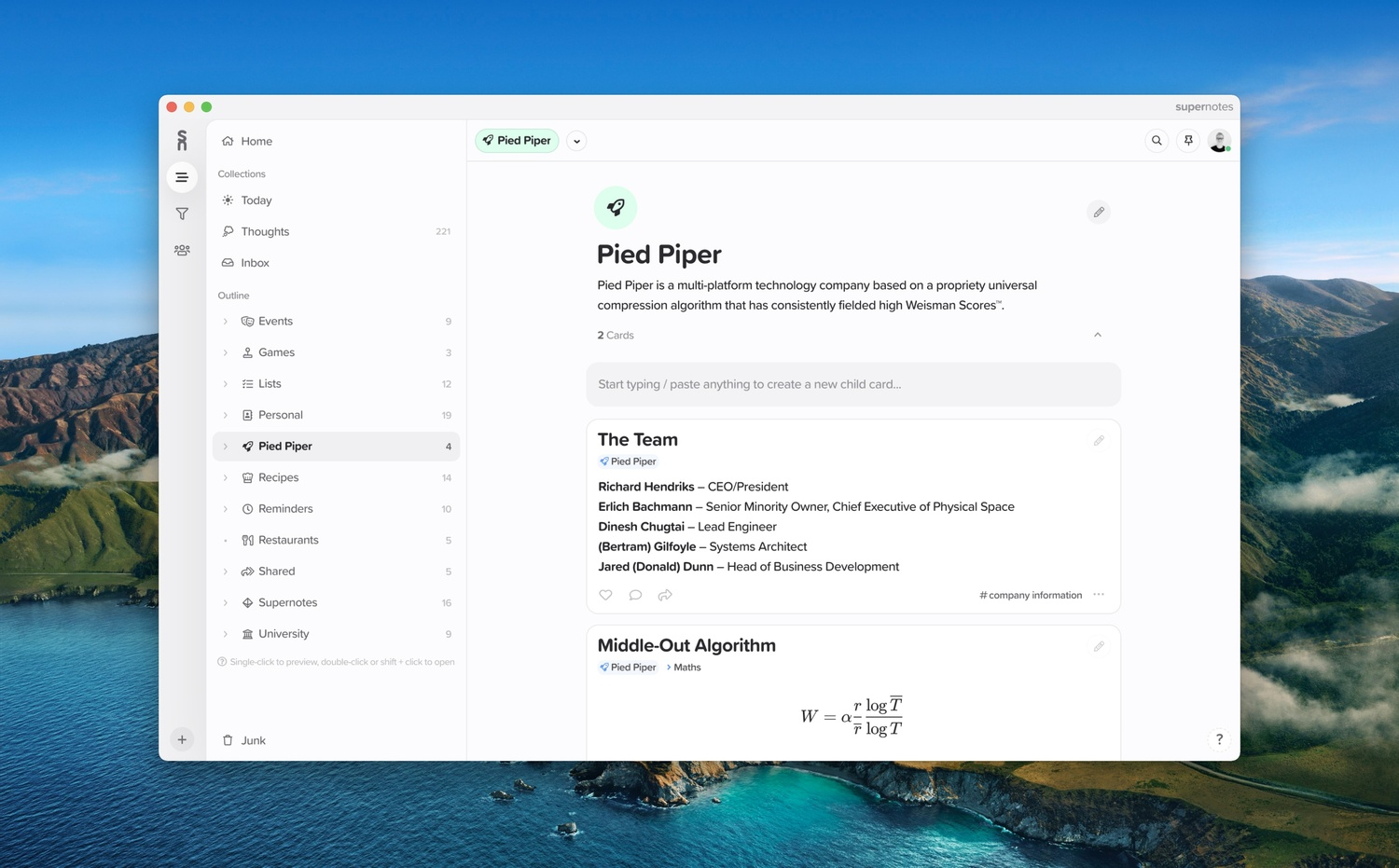 Desktop Apps Early Access 🖥 - Supernotes