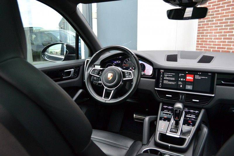 Porsche Cayenne 2.9 S 441pk Pano Luchtv Trekh Adp-zetels PDLS 21inch afbeelding 9