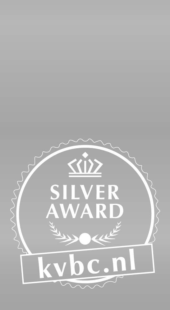 Silver award - Living Creations