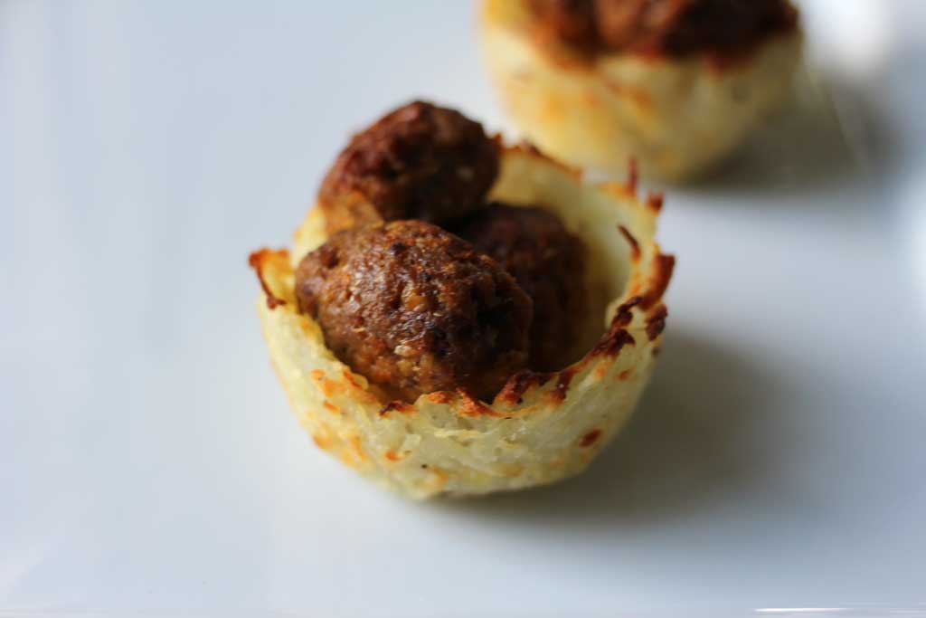 Vegan Bird Nests