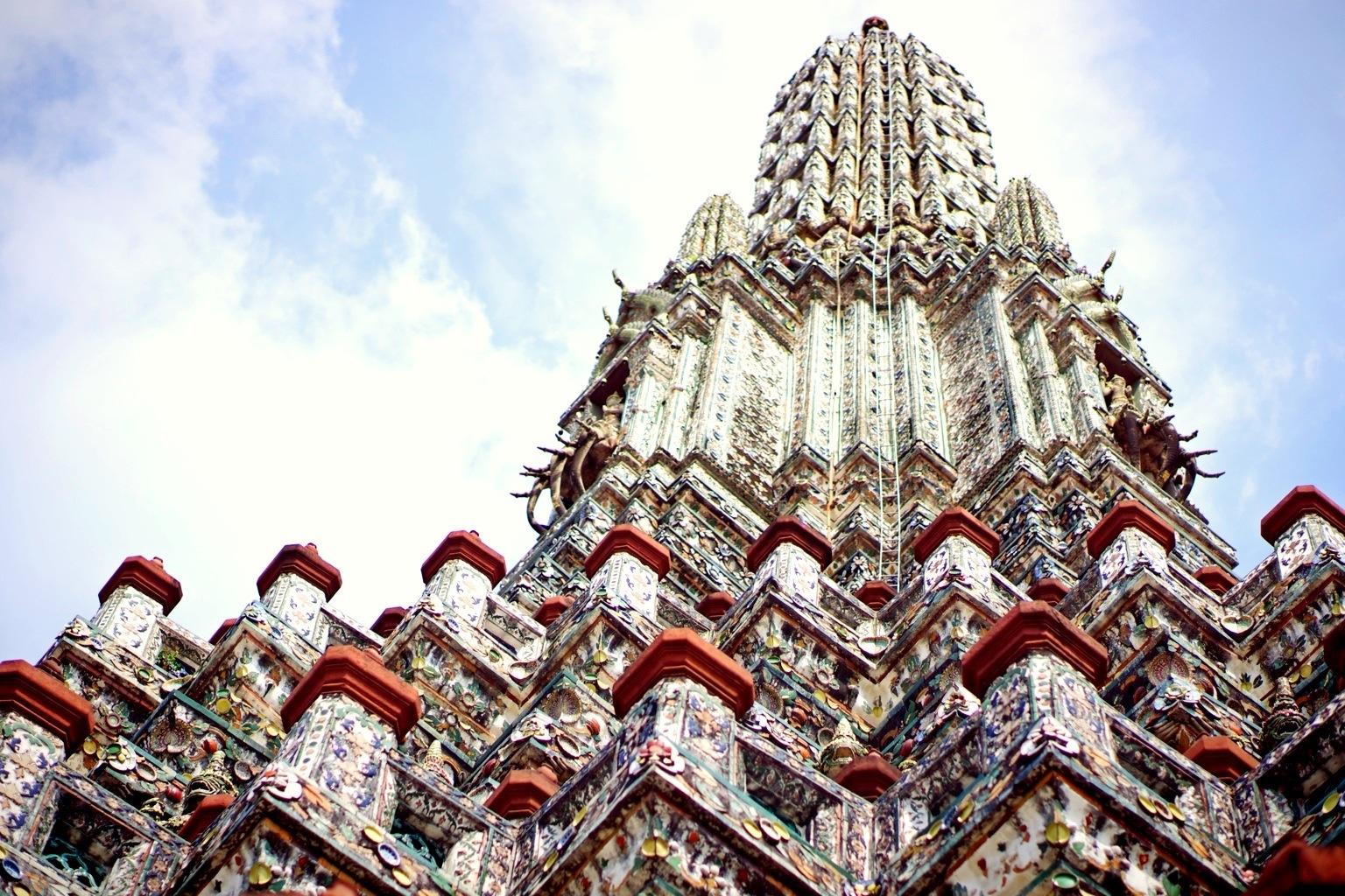 Wat Arun, Temple of the Dawn