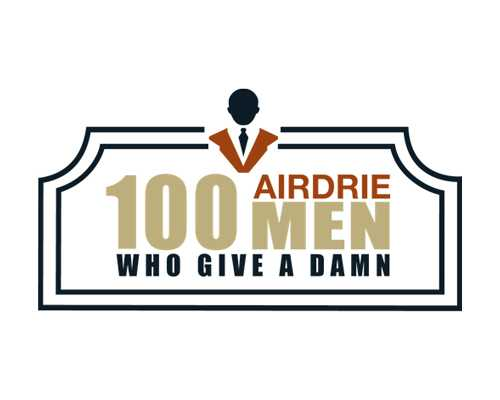 The Airdrie Angel Program - 100 Men who give a damn. Sponsor