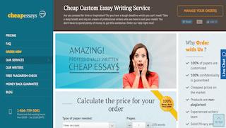 cheapessaysonline.com main page