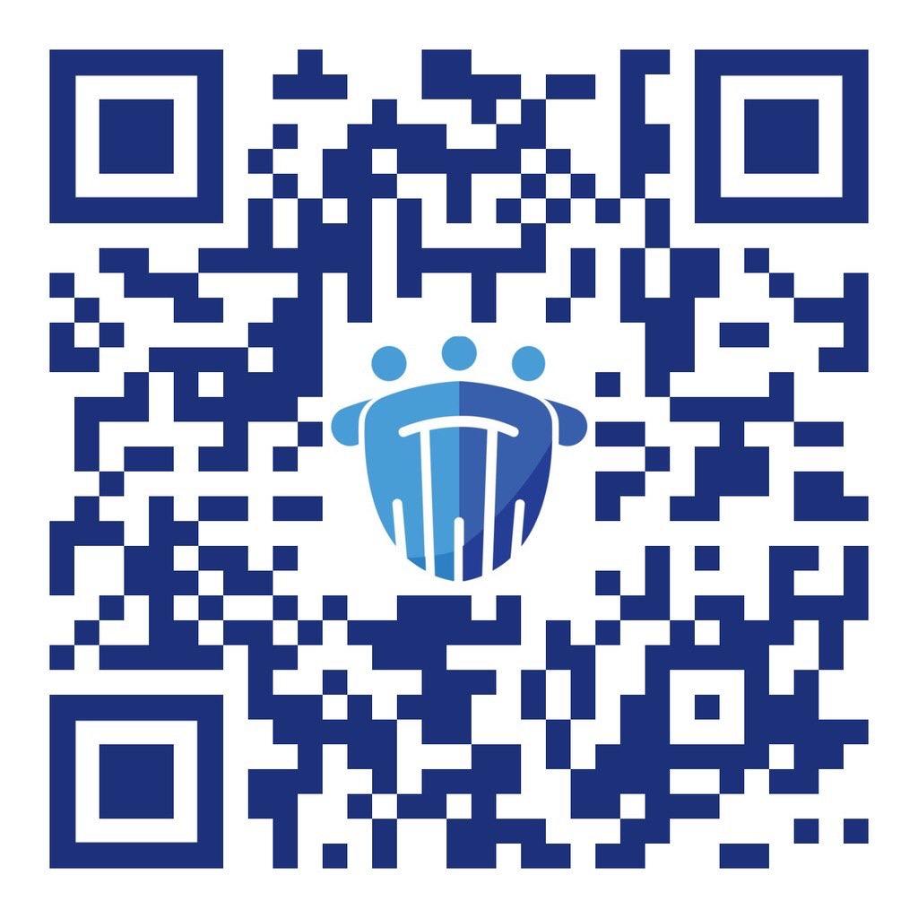 trace together qr code for app download