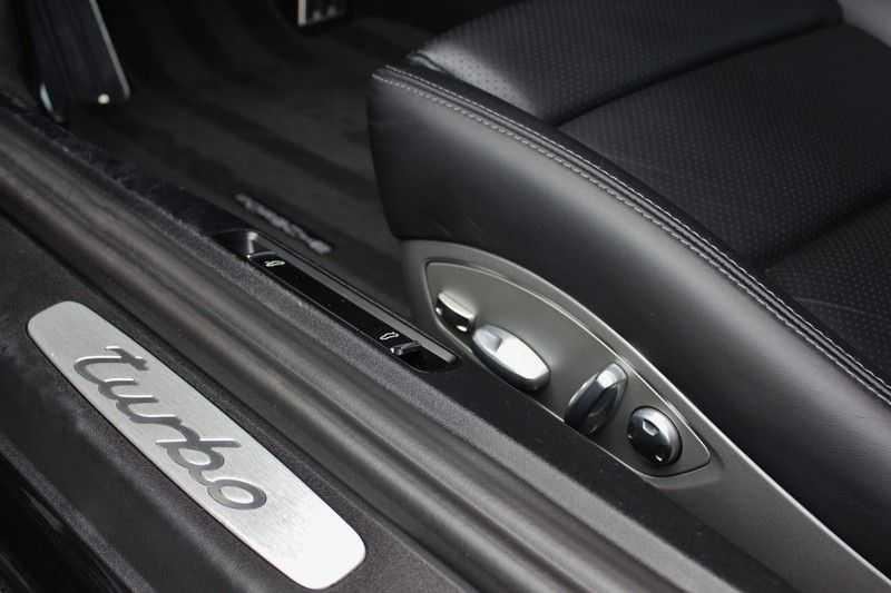 Porsche 911 3.8 Turbo 520pk PDK **E.dak/PCM/Carbon/Bose** afbeelding 2