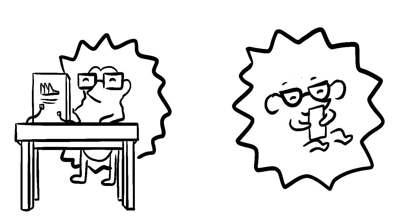 PostHog - Sun Hedgehog