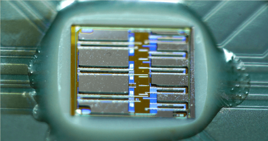 Teraphy Silicon Chips