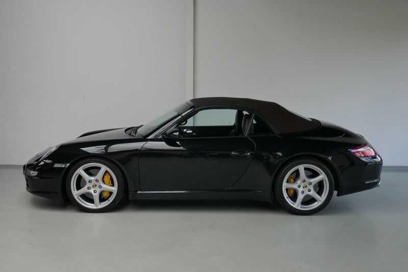Porsche 911 Cabrio 3.8 Carrera S Keramisch - Sport chrono afbeelding 16