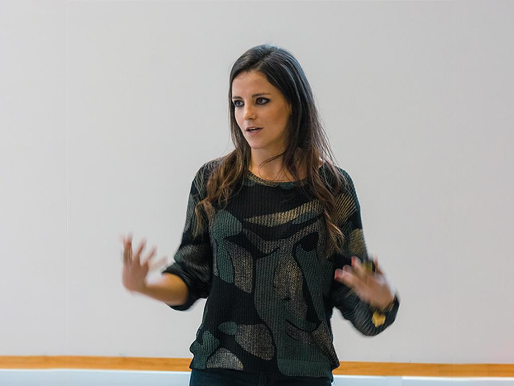 Photo of Rocío Pinto