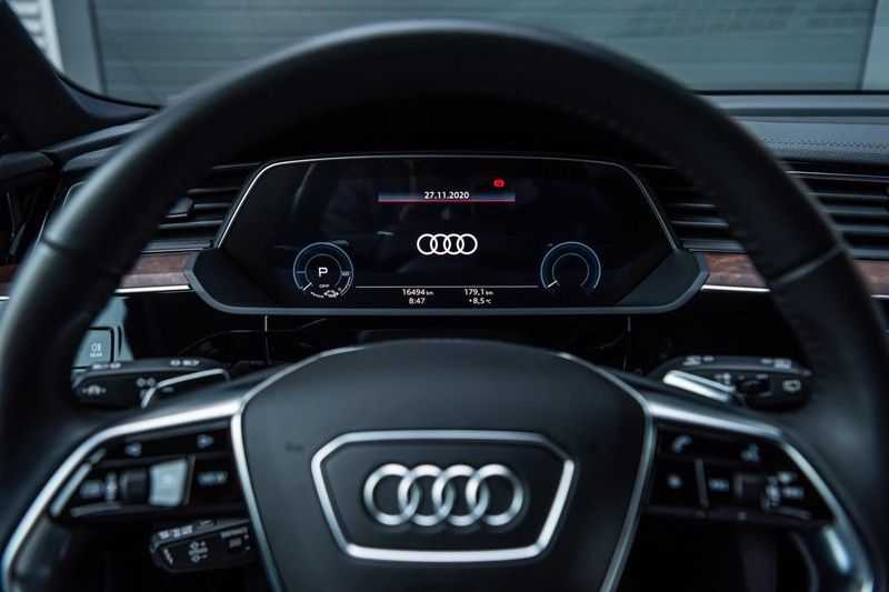 Audi e-tron 55 quattro advanced Pro Line Plus, 408 PK, 4% Bijtelling, Luchtvering, Surround View, Stad/Tour Pakket, B&O, EX. BTW!! afbeelding 15