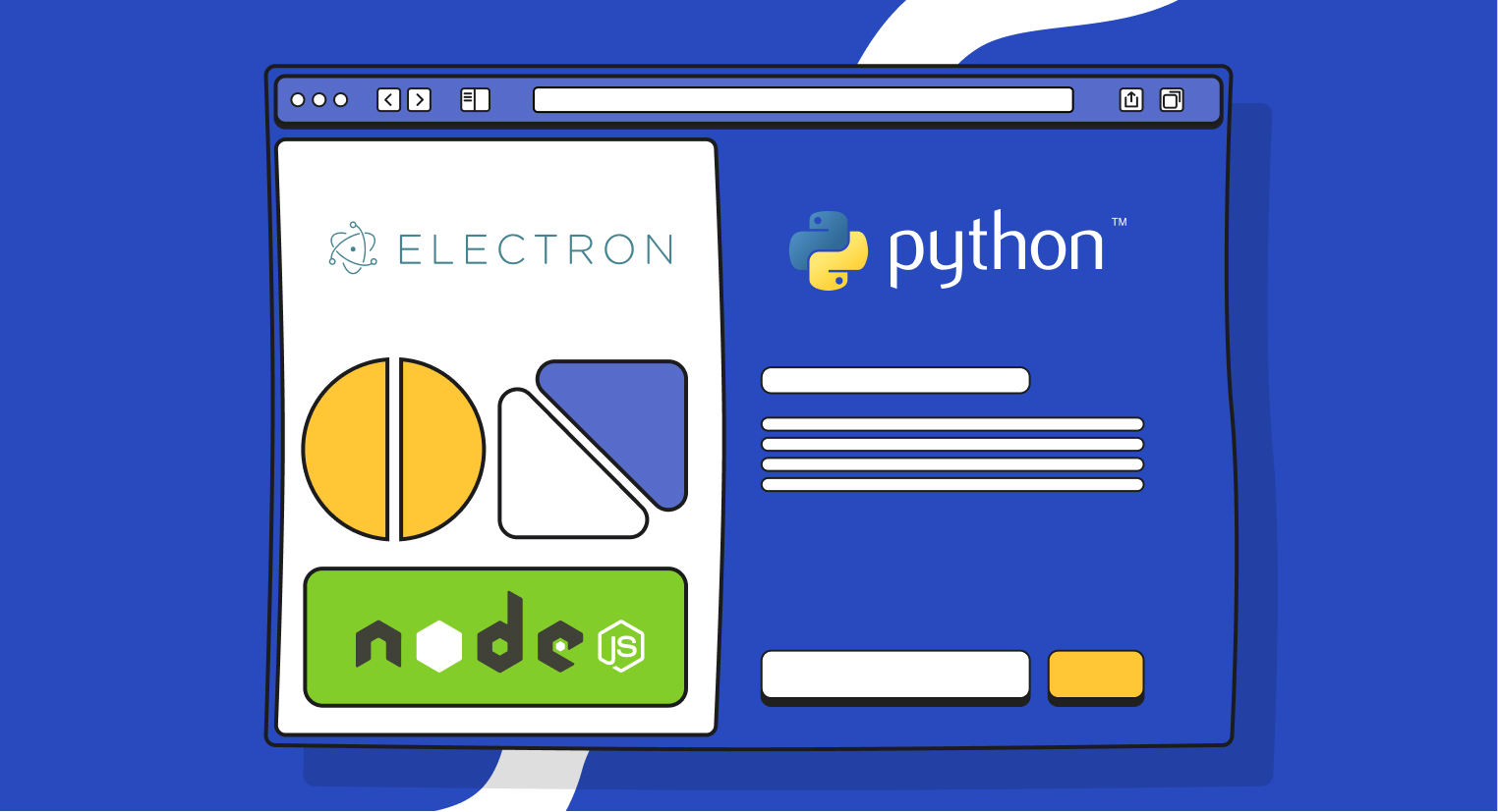 How to Execute Python Scripts in Electron and NodeJS