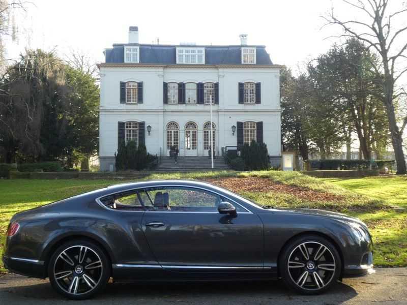 Bentley Continental GT 4.0 V8 GT afbeelding 24