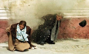Nicolae Ceausescu & wife