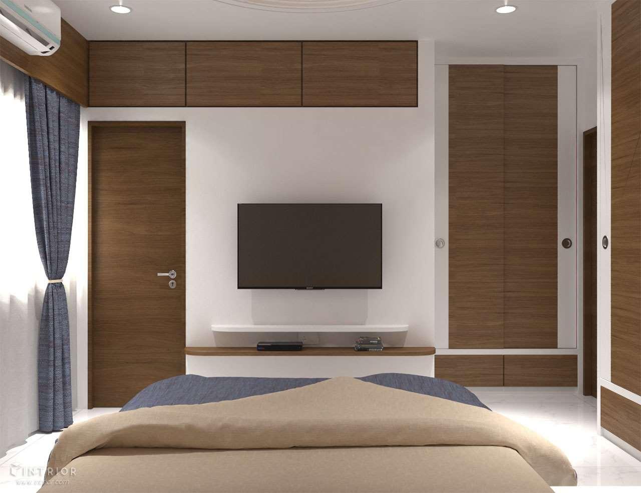 Guest Room - Tv Unit