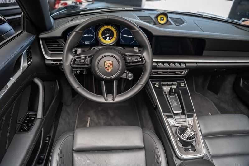 Porsche 911 992 Turbo S Cabrio 3.8 Turbo S afbeelding 23