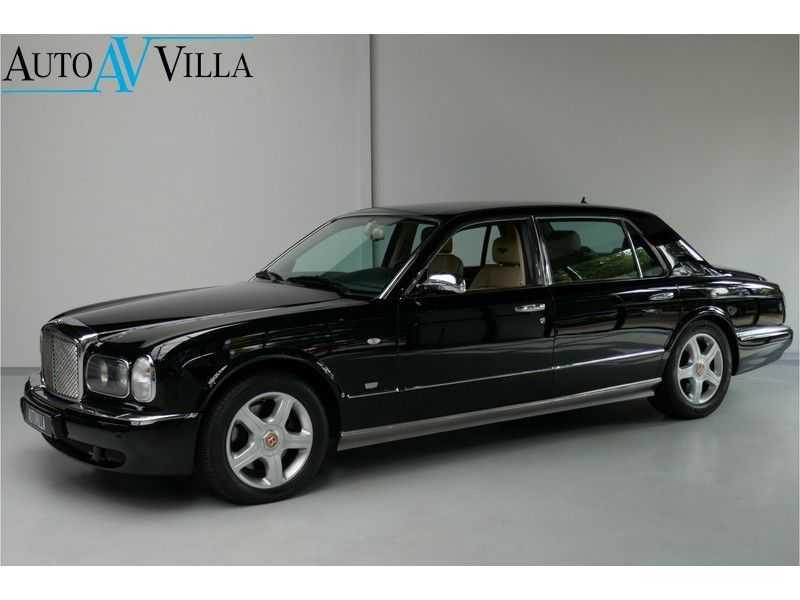 Bentley Arnage 6.8 V8 T Mulliner LWB (1 van 95 st) Youngtimer .