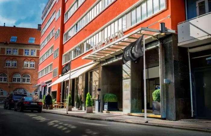 luksurioest 5 stjernet hotel
