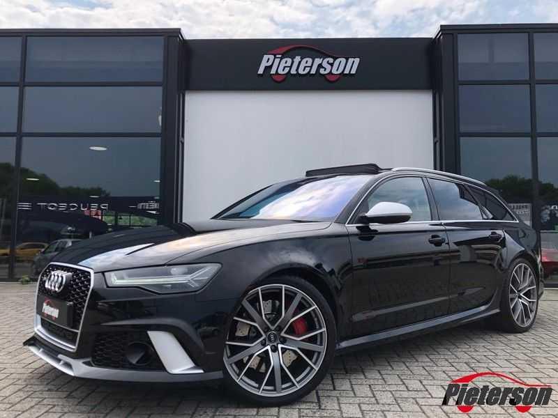 Audi RS6 Avant 4.0 TFSI Performance Facelift Carbon afbeelding 8