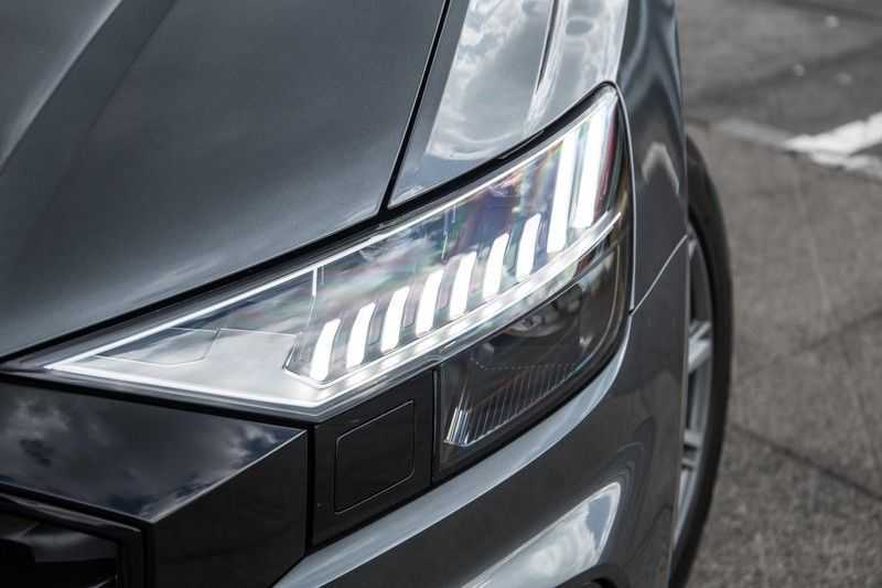 Audi Q8 4.0 TDI SQ8 quattro | 435PK | Sportdifferentieel | B&O | Alcantara hemel | Assistentiepakket Tour & City | Vierwielbesturing afbeelding 11