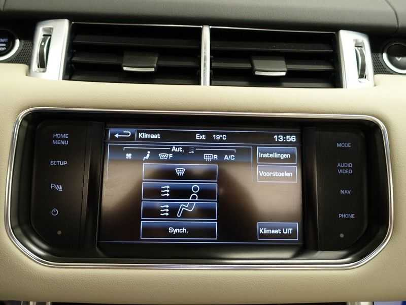 Land Rover Range Rover Sport 3.0 TDV6 HSE Dynamic Aut- Panoramadak, Leer, Camera, Full options afbeelding 14