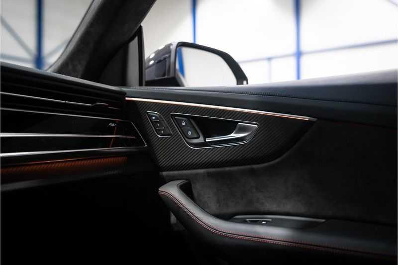 Audi RS Q8 quattro 4.0 TFSI BTW-CARBON-CERAMIC-PANO afbeelding 10