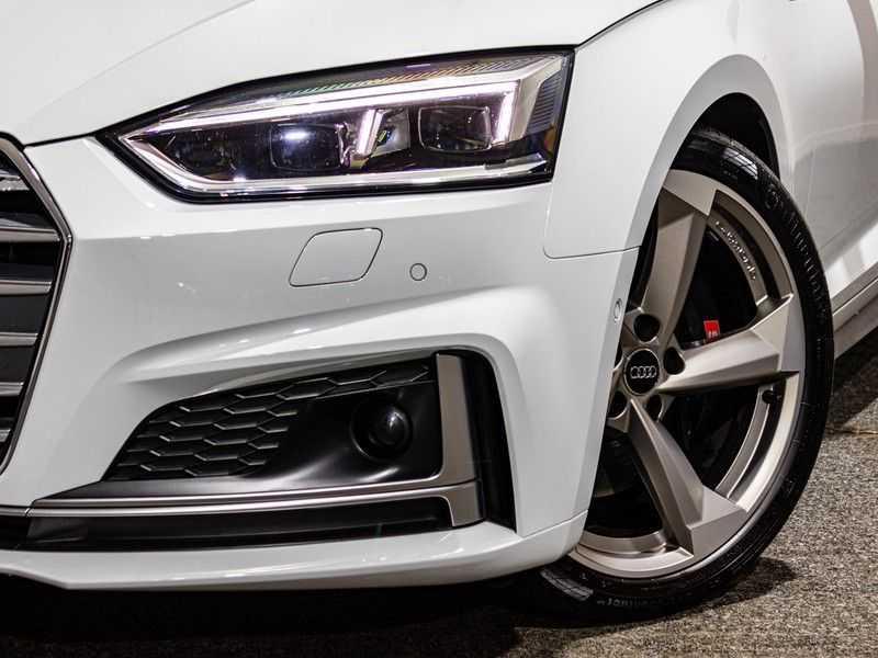 Audi A5 Cabriolet 3.0 TFSI S5 quattro Pro Line Plus 354PK | Adapt.Cruise | Massage Stoelen | 360 Camera | afbeelding 6