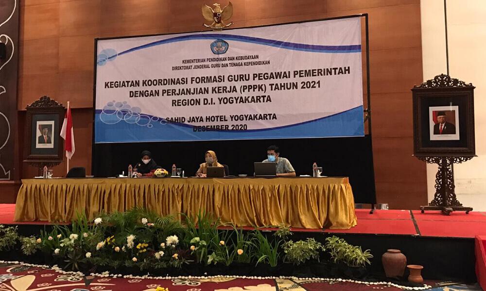 Persiapan Seleksi 1 Juta Guru PPPK Tahun 2021
