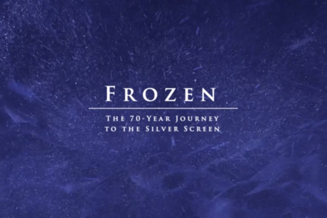 Frozen is the most successful animated film of all time. But the story behind the creation of the film, and in particular Let It Go, is more remarkable still.