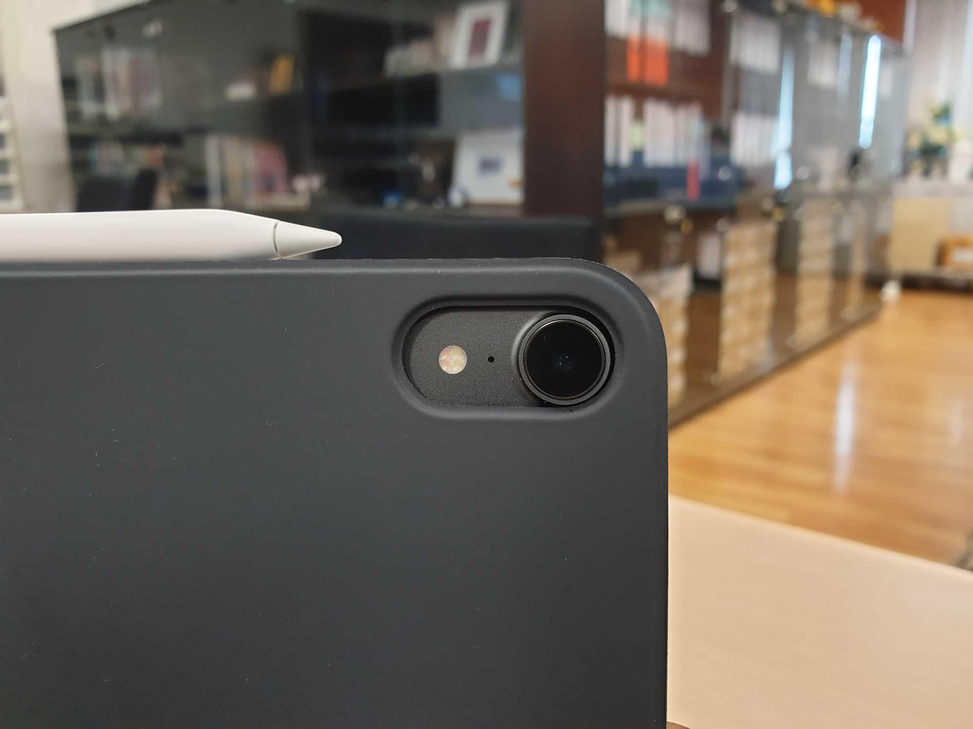 iPad Pro 11-inch Camera