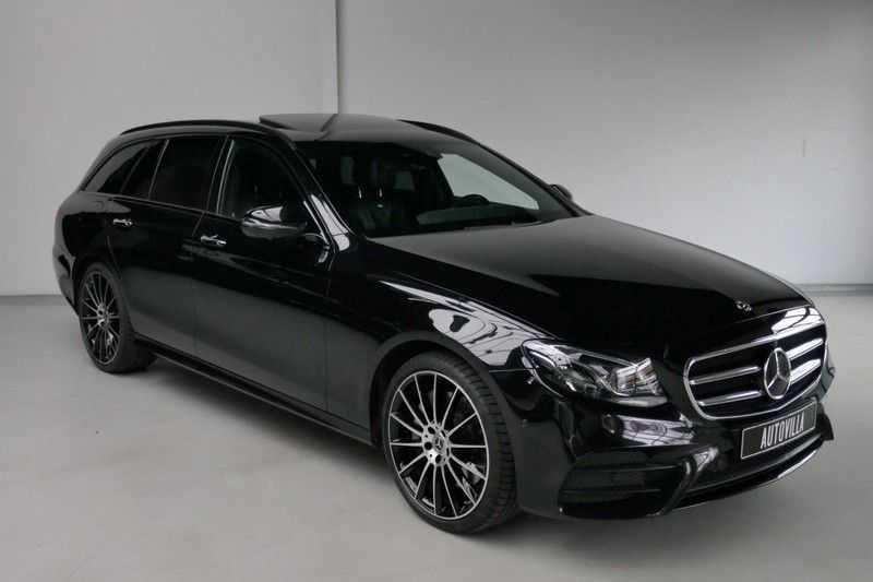 Mercedes-Benz E-Klasse Estate 400 4MATIC AMG Line - Designo afbeelding 2