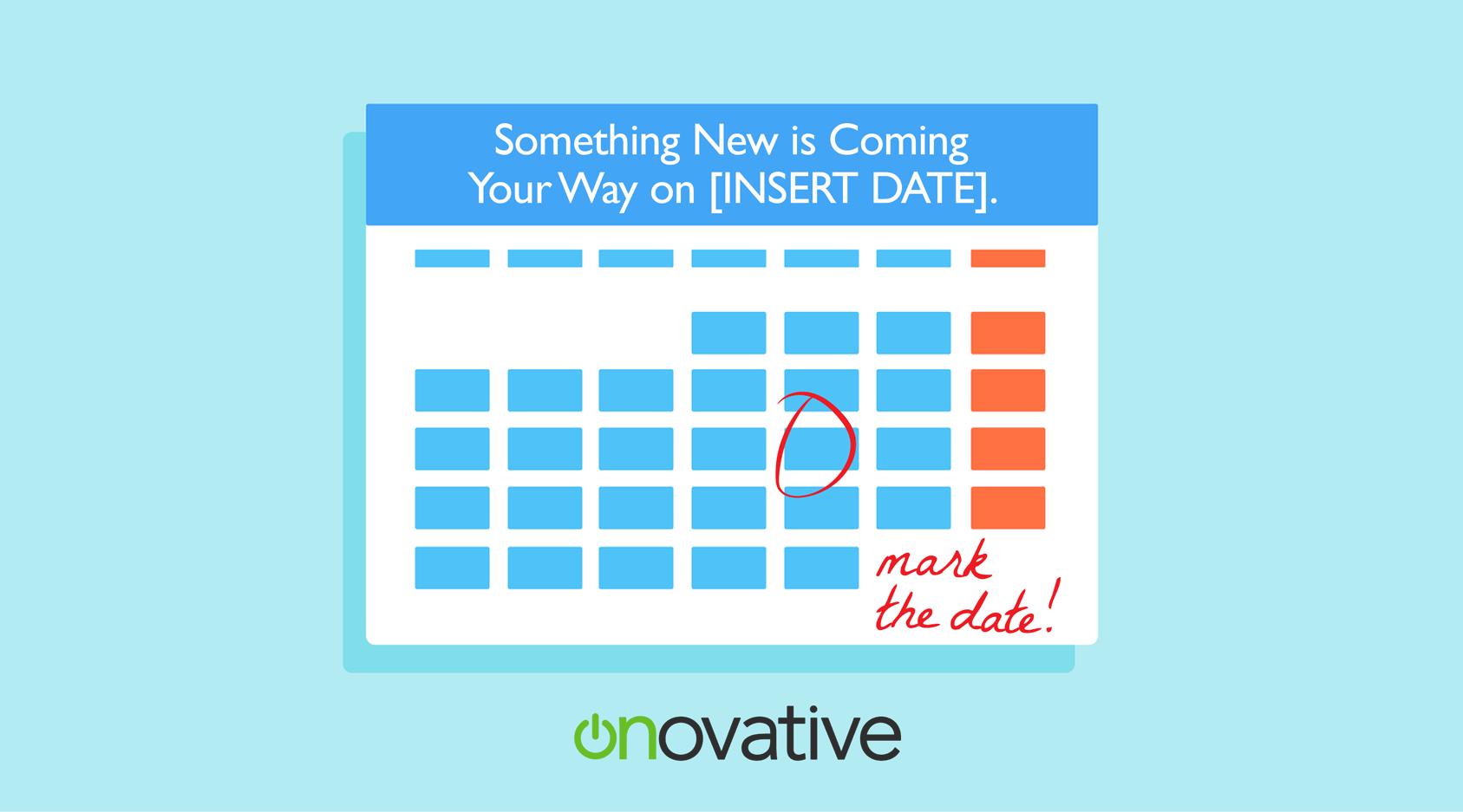 Core Conversion Postcard Template - Mark Your Calendar