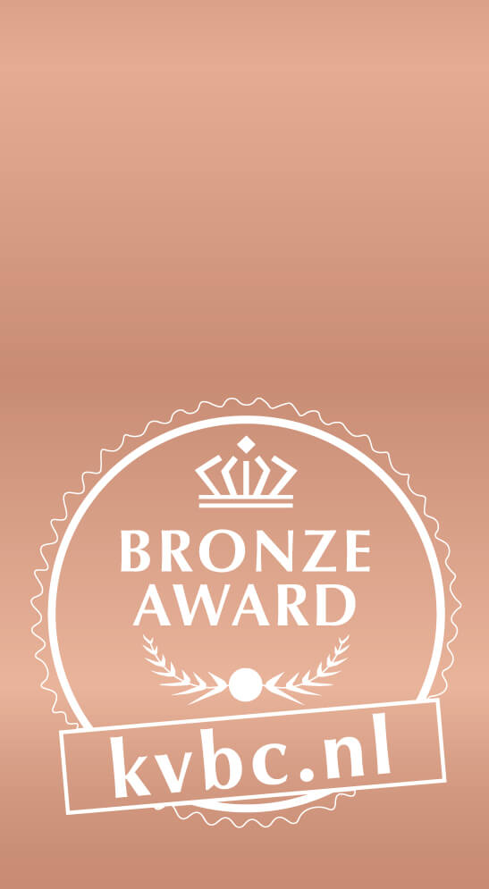 Bronze award - Living Creations