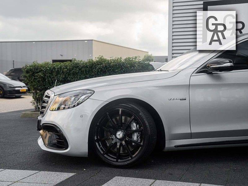 Mercedes-Benz S63-klasse 4Matic Lang 63 AMG 4Matic+ Lang Premium Plus afbeelding 3