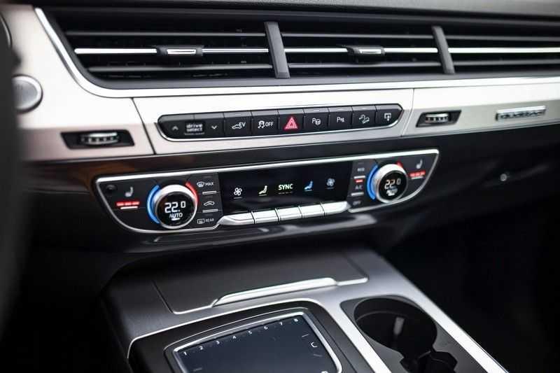 Audi Q7 3.0 TDI E-Tron Quattro Sport *Matrix-LED / BOSE / ACC / Pano / Prijs Ex BTW* afbeelding 17
