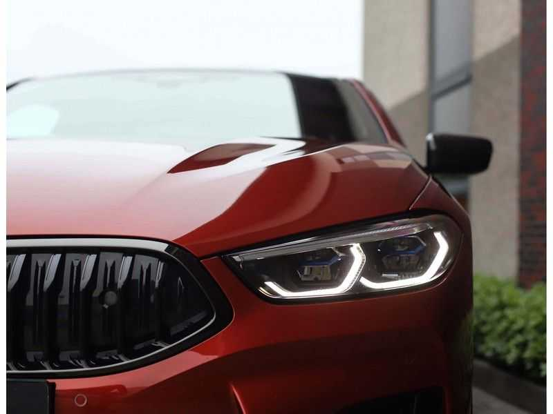 BMW 8 Serie M850i xDrive *Carbon*Soft-Close*Head-Up* afbeelding 9