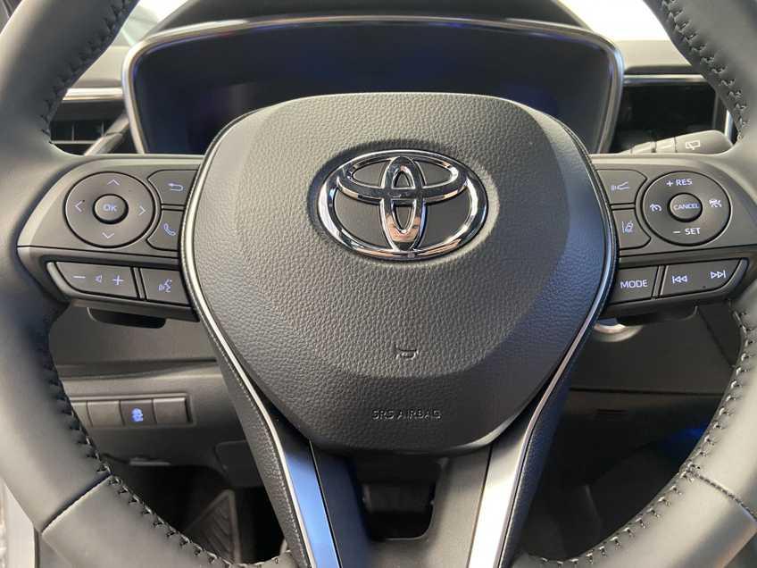 Toyota Corolla 2.0 Hybrid GR-Sport climate control  cruise control adaptive *tot 24 maanden garantie (*vraag naar de voorwaarden) afbeelding 20