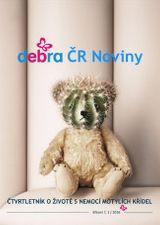 DEBRA ČR Noviny - březen 2016