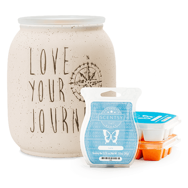 Scentsy System - $46 Warmer