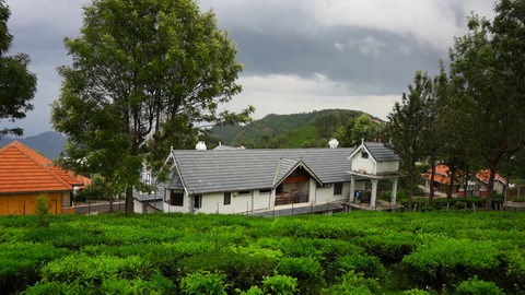 Plot 99 Serenitea - View of neighbouring plot