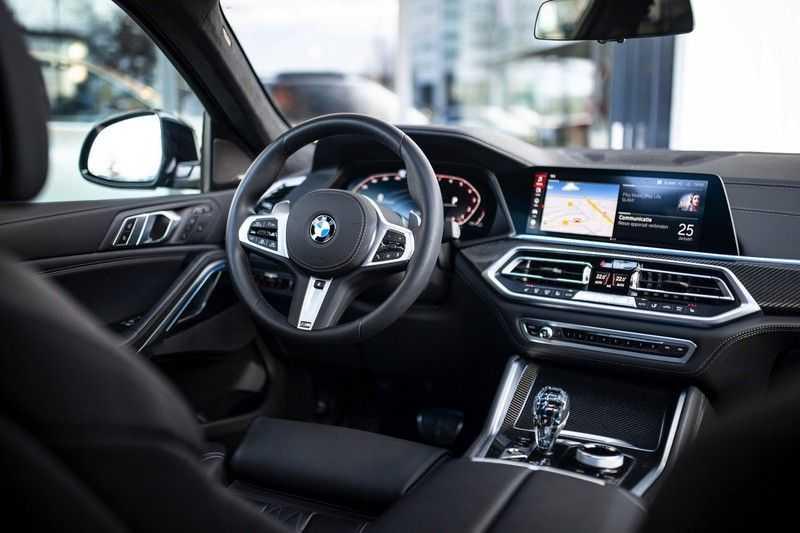 "BMW X6 xDrive40i High Executive *Pano / Laser / HUD / H&K / Leder Indiv. / 22"" / Topview* afbeelding 3"